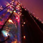 Vánoční osvětlení!  Jak vyzdobit dům a zahradu