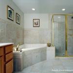 Vhodný materiál na koupelnovou podlahu