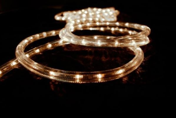 LED osvětlení je úsporné i krásné