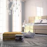 Kontinentální postele Le Chomat – síla luxusu