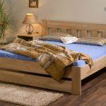 4 důvody, proč si domů pořídit postel z masivu