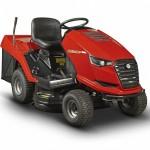 Máte velkou zahradu? Odložte běžnou sekačku a pořiďte si domácí traktor.